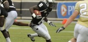 UCF RB Storm Johnson could be the key to a big road victory against Penn State