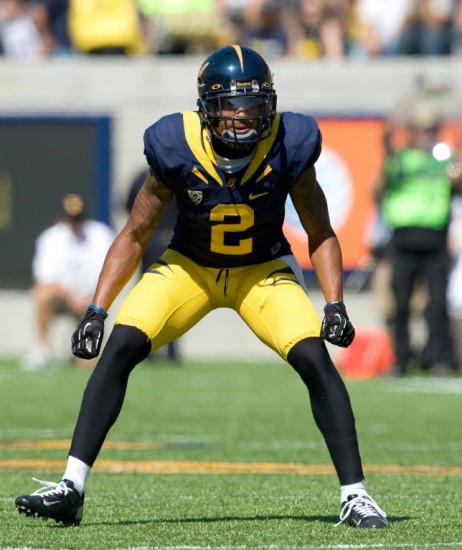Cal CB Marc Anthony