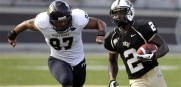 UCF WR Jeffrey Godfrey was the face of UCF's recruiting class of 2010.