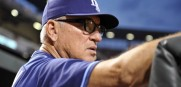 The Rays are in bad need of some Maddon magic today to keep playing in the post season.