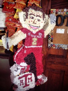 johnny-football-pinata