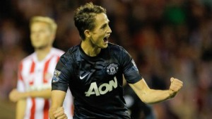 Adnan Januzaj burst onto the scene with two goals for Man United.
