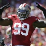 49ers' Smith Apologizes For His Suspension