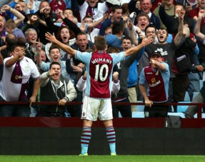 Andreas Weimann poked home the winner against Man City.