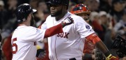 Red Sox roll in game one and so do the ratings.