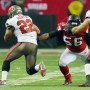 Doug Martin's Progress Shows Struggle for Reliable Back