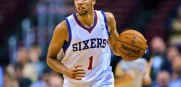 Rookie Michael Carter-Williams led the 76ers over the Heat.