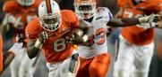 Duke Johnson will be back in the line up as the Canes host Wake before next weeks big showdown with FSU