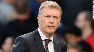 David Moyes was left frustrated by Southampton's late equalizer.