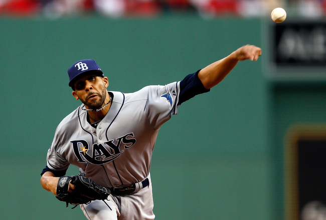 David Price mound pic