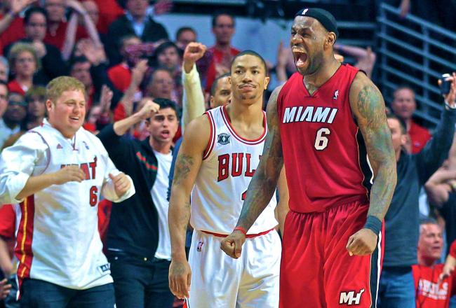 Heat_LeBron_James_Bulls_Derrick_Rose_2013