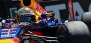 Indian Grand Prix my not be run but Red Bull Racing's Sebastian Vettel could still win the title.