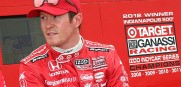 Scott Dixon is in the drivers seat to win the 2013 IndyCar Championship.