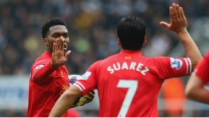 Are Daniel Sturridge and Luis Suarez the deadliest strike partnership in the BPL?