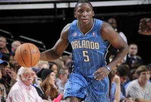 This is a year when Victor Oladipo will have some time to grown in the NBA.