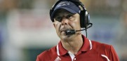 Florida Atlantic is rocked by the loss of their coach. Carl Pelini who resigned due to drug use.