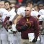 Minnesota's Jerry Kill Talks Playing Ohio State and TCU