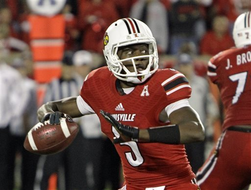 Teddy Bridgewater was almost perfect in the Cards win over USF