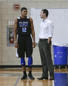 Tobias Harris, Rob Hennigan