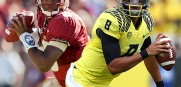 How about an FSU vs. Oregon BCS National Chapionship game. It could happen.