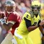 Rose Bowl May Ignite Rivalry Between Mariota, Winston