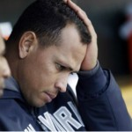 Twitter Photo Reveals A-Rod Hates Salad