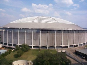 The Astrodome changed sports forever. Today voters in Houston will decide if it stays or is torn down.