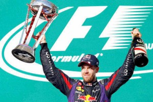 Can Vettel win nine in a row?