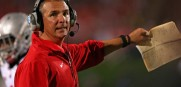 Coach Meyer knows it is best not to make either Florida State or Alabama mad.