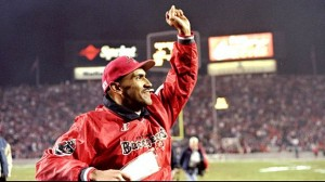 Former Bucs head coach Tony Dungy is on the Pro Football Hall of Fame ballot for 2014