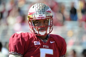 Jameis Winston keeps the Noles rolling. They crush Wake Forest.