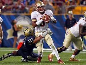 Jameis Winston will start against Florida.