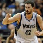 Report: Bulls Back in The Mix for Kevin Love