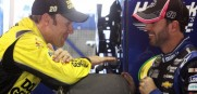 Matt and Jimmie one race to decide the 2013 Sprint Cup Title.