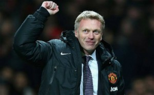 David Moyes recorded his most important win as Man United manager.