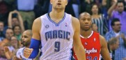 Nik Vucevic Orlando Magic Clippers