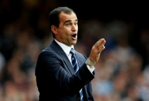 Roberto Martinez will manage Everton in his first Merseyside Derby.
