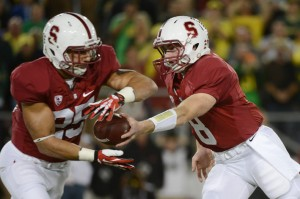 Stanford upsets Oregon 26-20. The win puts FSU in control of their own destiny.