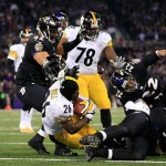 Steelers To Play Both Blount And Bell