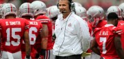 Urban Meyer and the Ohio State Buckeyes like FSU - just waiting for Alabama or Oregon to lose and give them a  chance at the BCS Championship.