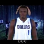 What does the Mavs say