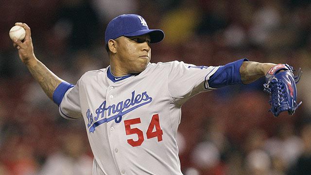 Dodgers_Ronald Belisario_2013