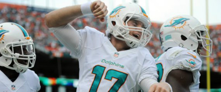 Ryan Tannehill Starting To Find His Rhythm