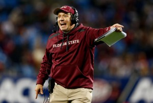 FSU head coach Jimbo Fisher is getting his team ready to play for a national title. Meanwhile he rumored to be on the short list at Texas.
