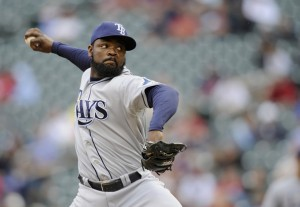 Fernando Rodney could be staying in the division with Baltimore.