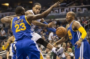 Jameer Nelson Magic Warriors