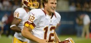Kirk Cousins will now start at QB for the Washington Redskins..