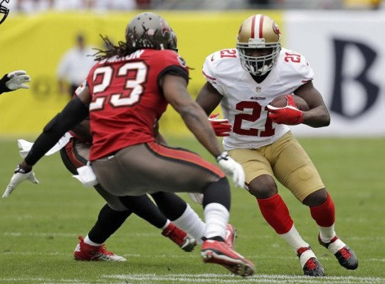 Mark Barron Bucs 49ers