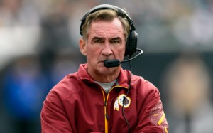 Mike Shanahan lost the team and is out as the Washington coach.