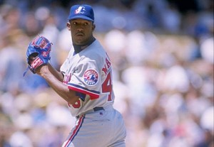 Pedro Martinez was just one of the many stars who played in Montreal.